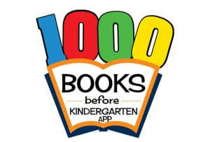 1,000 Books Before Kindergarten App Logo