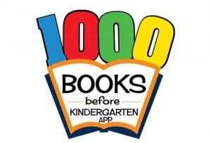 1,000 Books Before Kindergarten App is Here!