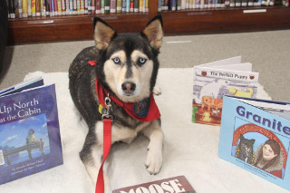 Read to Juno- Rib Lake Public Library
