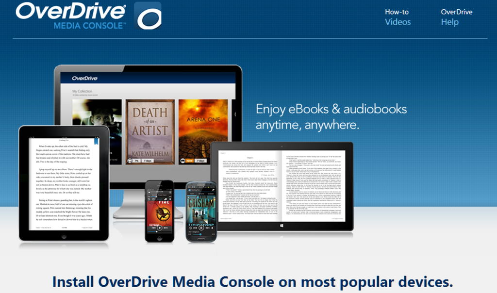 OverDrive Magazines Ends October 1st: Messaging for Users