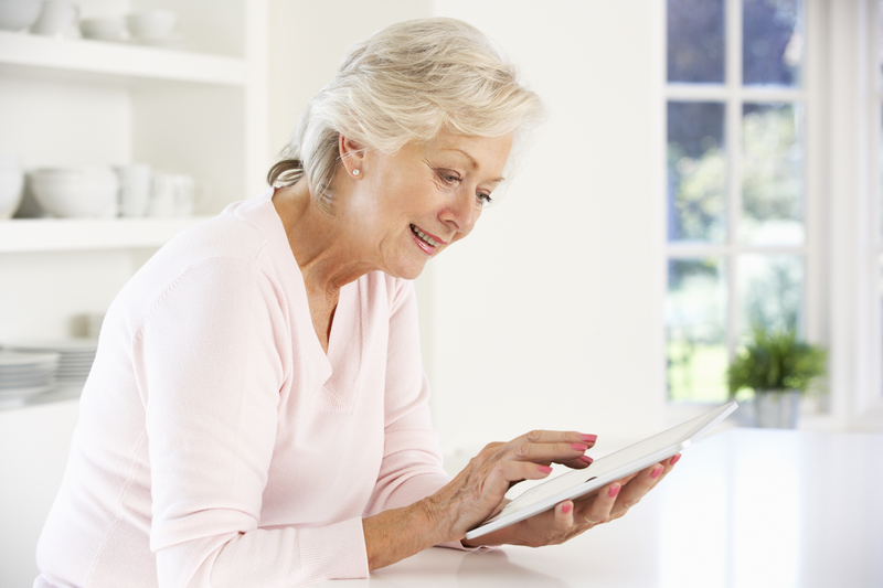 Tips & Tools for Teaching Older Adults Technology