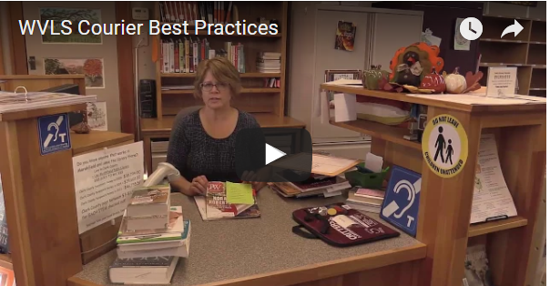 Courier Best Practices Video is Available!