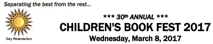 Rhinelander's Children's Book Fest March 7-8