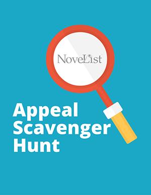 Appeal Scavenger Hunt Novelist