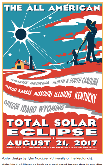 A total eclipse of the suuuun!: The All American Total Eclipse