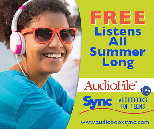 SYNC: Free Teen Audiobook Downloads for Everyone