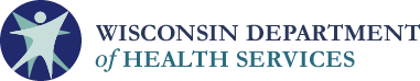 WI Department of Health Services Logo