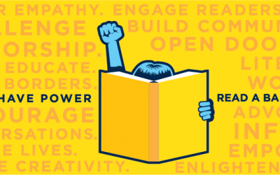 We Read Banned Books: BBW is September 24-30