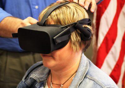Amanda O'Neal Virtual Reality 2017