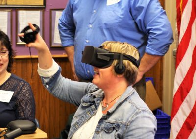 Amanda O' Neal Virtual Reality 2017
