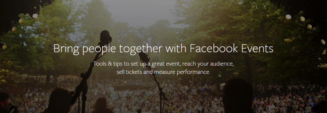 Why All Libraries Should be Using Facebook Events… and how.