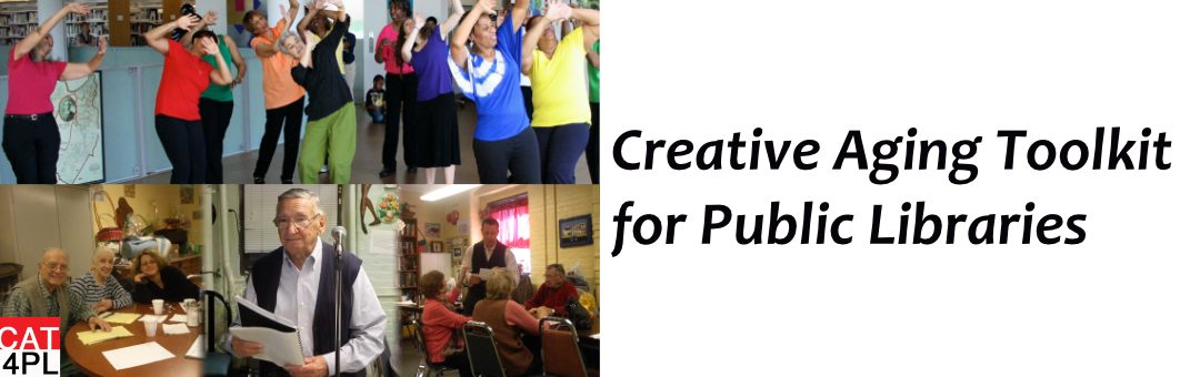 Creative Aging Toolkit for Public Libraries 2018