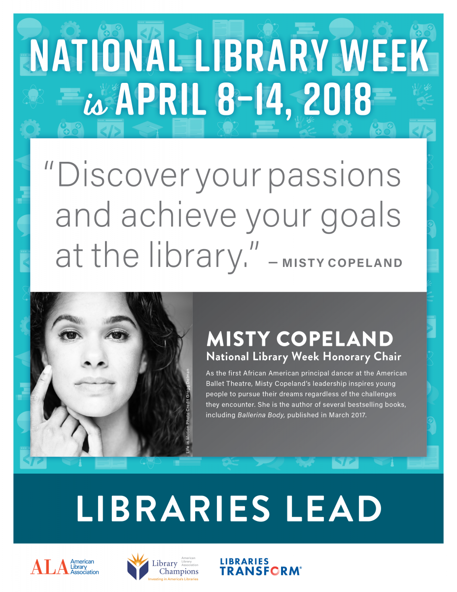 National Library Week 2018
