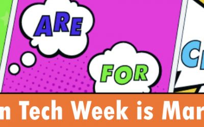Teen Talk: Teen Tech Week is March 4-10