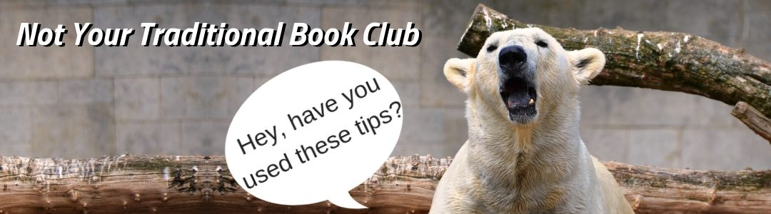 Not Your Traditional Book Club