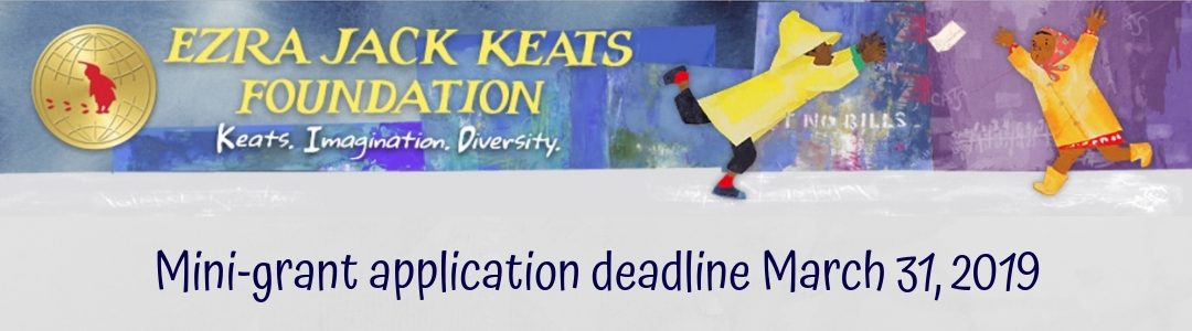 Ezra Keats Mini-grants 2019