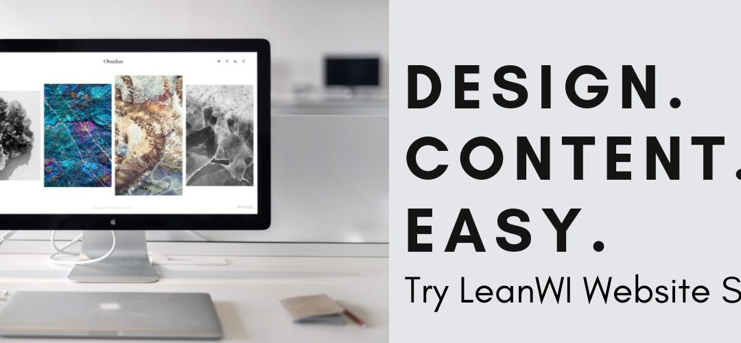 Need An Easy-To-Use Website or New Design?