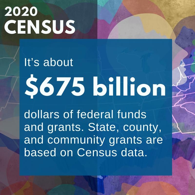 2020 Census: It's About 675 billion