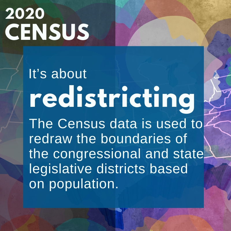 2020 Census: It's About Redistricting